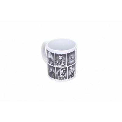 DC Comics: Suicide Squad Characters Ceramic Mug