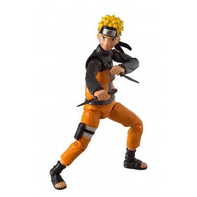 Naruto: 4 Inch Poseable Action Figure Series 1 - Naruto