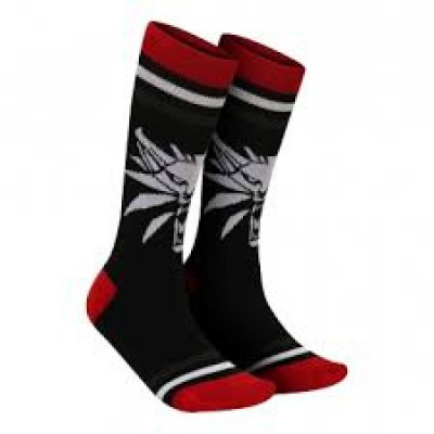 The Witcher - Wolf Attack Socks