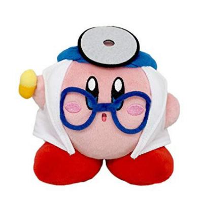 Kirby: Kirby 5 inch Doctor Plush