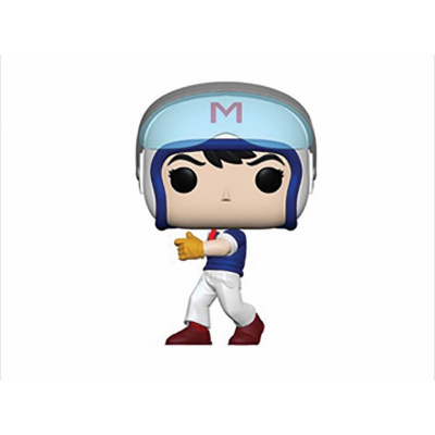 POP Animation: Speed Racer-Speed in Helmet or CHASE