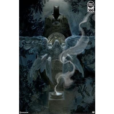 DC Comics: The Birth of Batman Unframed Art Print