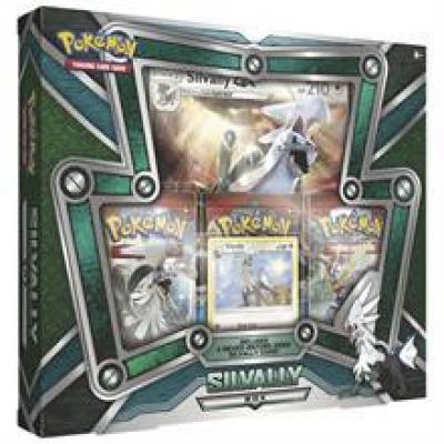 Pokémon Trading Card Game - Silvally Box
