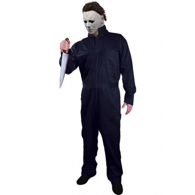 Halloween: Michael Myers Coveralls - Adult Costume