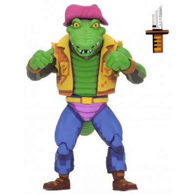 TMNT: Turtles in Time Series 2 LEATHERHEAD - 7 inch Action Figure