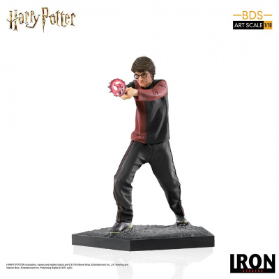 Harry Potter: Goblet of Fire - Harry Potter 1:10 Scale Statue