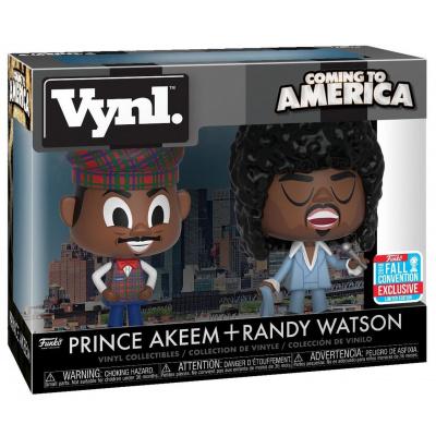 Funko VYNL: Coming To America Prince Akeem & Randy Watson POP