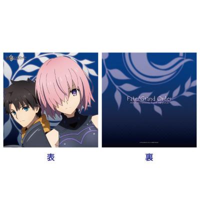 Fate Grand Order ADF Babylonia: Ritsuka and Mash Cushion Cover