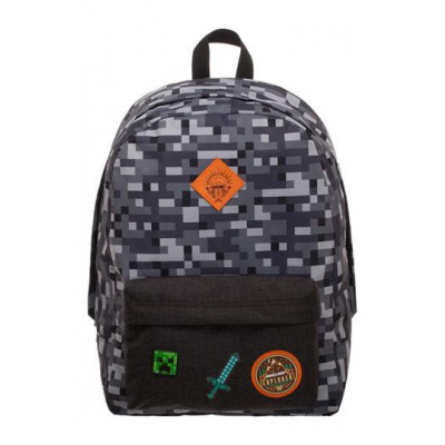 Minecraft backpack Camo