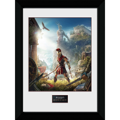 Assassin's Creed Odyssey: Key Art Collector Print