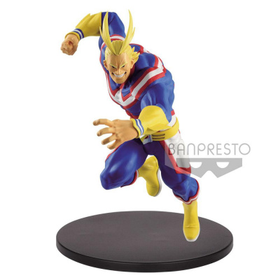 My Hero Academia statuette PVC The Amazing Heroes All Might 21 cm