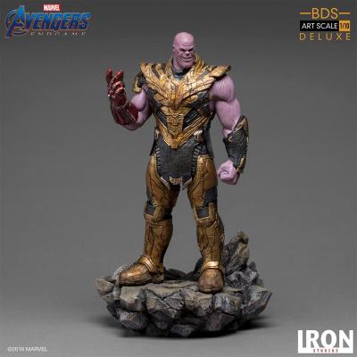 Marvel: Avengers Endgame - Deluxe Thanos Black Order 1:10 Scale Statue