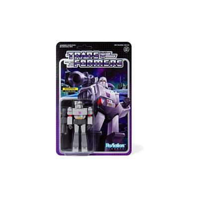 Transformers: Megatron - 3.75 inch Wave 1 ReAction Figure