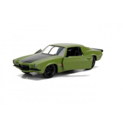 Fast and Furious: Doms 1973 Chevrolet Camaro RS Z28 F-Bomb 1:32