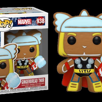 POP Marvel: Holiday - Gingerbread Thor