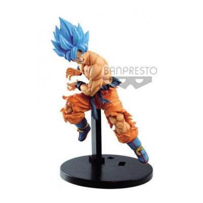 Dragon Ball Super statuette PVC Tag Fighters Son Goku 17 cm