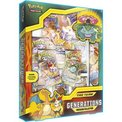 Pokémon Tag Team Generations Premium Collection - Pokémon Kaarten