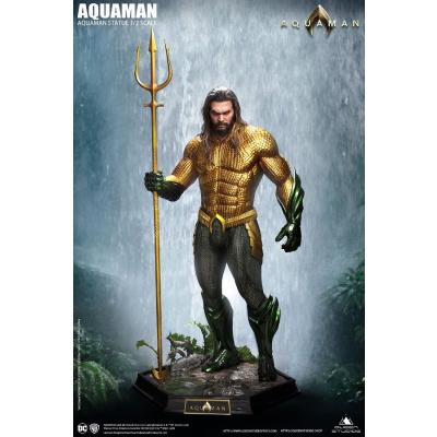 DC Comics: Aquaman 1:2 Scale Statue
