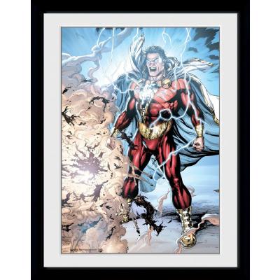 DC Comics: Shazam - Power of Zeus Collector Print