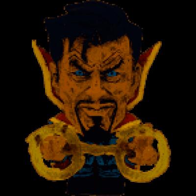 Marvel: Doctor Strange Eekeez