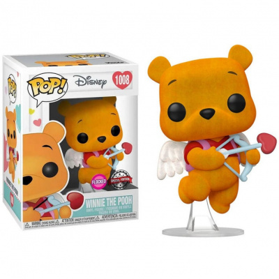 POP Disney: Winnie the Pooh- Valentines Winnie (FL)
