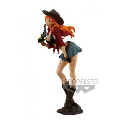 One Piece statuette PVC Treasure Cruise World Journey Nami 19 cm