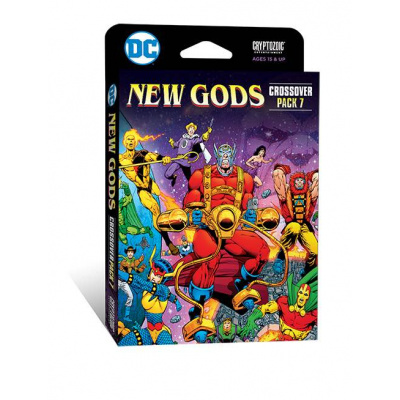 DC Comics: Deck-Building Game - Crossover Expansion Pack 7: New Gods