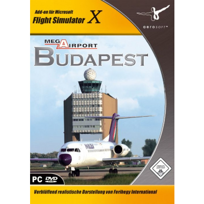 Mega Airport Budapest (FS X + 2004 Add-On) PC