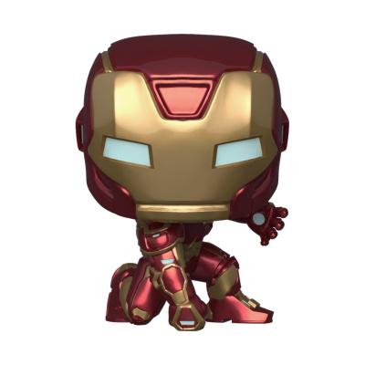 Pop! Marvel: Avengers Game - Stark Tech Suit Iron Man