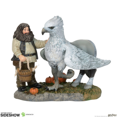 Harry Potter: A Proud Hippogriff Indeed Figurine