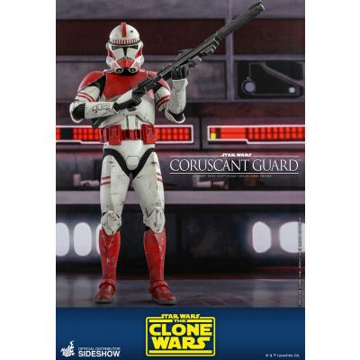 Star Wars: The Clone Wars - Coruscant Guard 1:6 Scale Figure