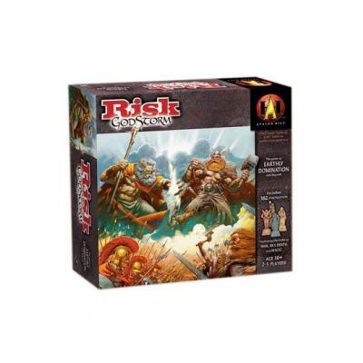 Avalon Hill Board Game Risk Godstorm english