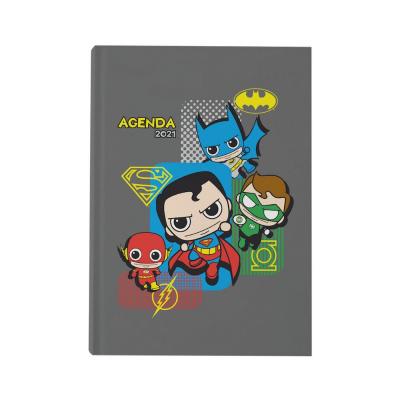 DC Comics: Justice League of America Chibi 2021 Planner