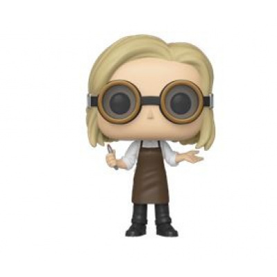 Pop! TV: Doctor Who - 13th Doctor with Goggles