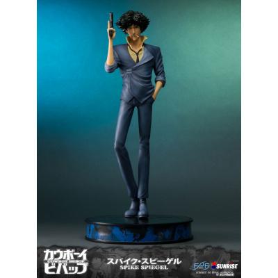 Cowboy Bebop: Spike Spiegel 20.5 inch Statue