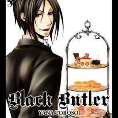 BLACK BUTLER TP VOL 02 NEW PTG
