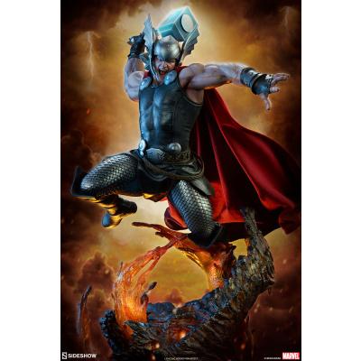 Marvel: Thor Breaker of Brimstone Premium Statue