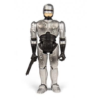 Robocop: Battle Damaged Robocop - 3.75 inch ReAction Figure