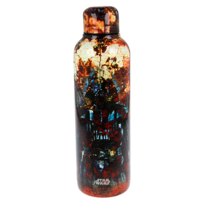 INSULATED STAINLESS STEEL BOTTLE 515 ML STAR WARS