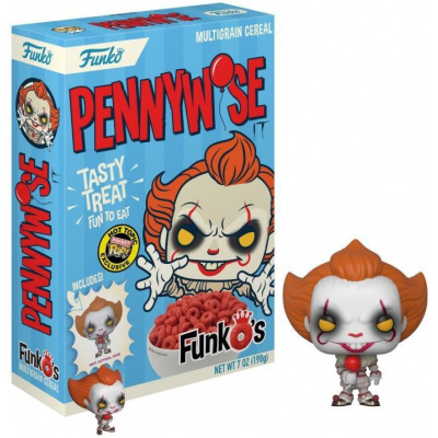 FunkO's IT Pennywise Exclusive 7 Oz. Breakfast Cereal