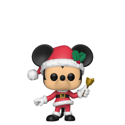 POP! Disney: Holiday - Mickey Mouse