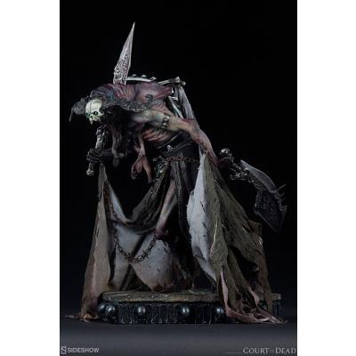 Court of the Dead: Oglavaeil Dreadsbane Enforcer Premium Statue