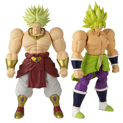 DB super figurine Broly limit breaker series
