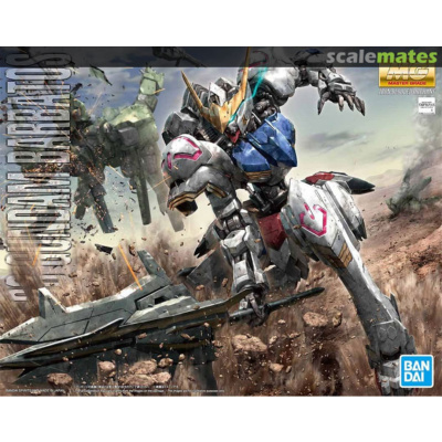 Gundam: Master Grade - Gundam Barbatos 1:100 Model Kit