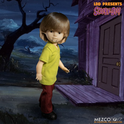 Living Dead Dolls: Scooby-Doo Build-a-Figure - Shaggy