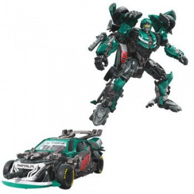 Transformers Studio Series Deluxe Roadbuster 11cm