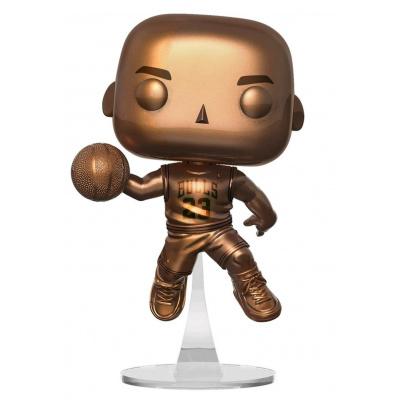 NBA - BOBBLE HEAD POP N° 054 - MICHAEL JORDAN BRONZE SPECIAL EDITION
