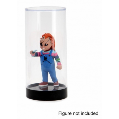 Cylindrical Display Stand for 3.75 inch Action Figures