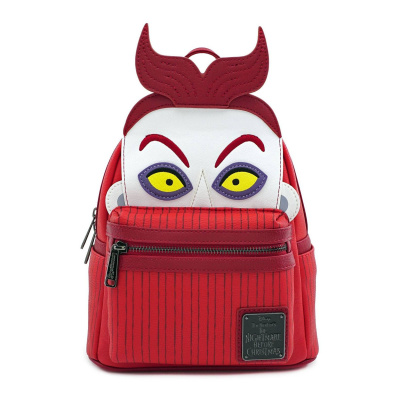 The Nightmare Before Christmas: Lock Faux Leather Mini Backpack
