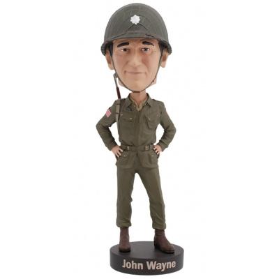 John Wayne WWII Bobblehead